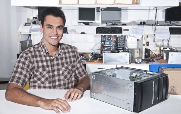 Formatação de Computadores e Notebook