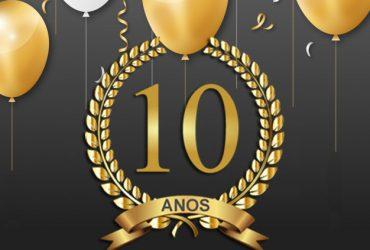 Líder Informática 10 Anos!